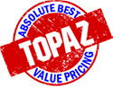 Topaz: The Absolute Best Value in Wide Format Equipment & Supplies